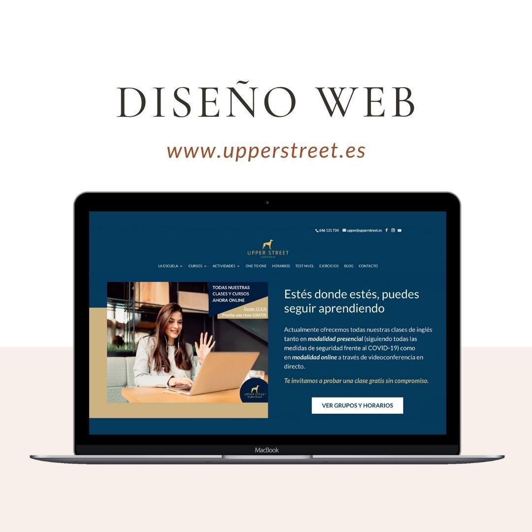 Diseño web gatetesbarajas.org